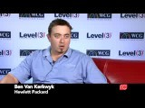Level 3 Red Couch Interview Ben Van Kerwyk, HP, World Cyber Games Grand