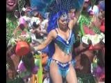 Maribel Guardia En Carnaval De Veracruz
