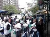 Naija Independence Day Parade NY - Marching Band And Nigerian Music