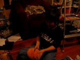 Nick And Sean Pumpkin Dancing PART TWO!!!!!