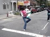 Naija Independence Day Parade NY - Mad Girl