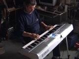 Piano Musette Dmajor BWV Anh126 Beginner