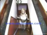 Shemale Porn Blonde Shemale Sexy Skirt