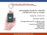 Stun Weapons At Non Lethal Defense.com