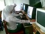 Siswa-siswi SMK Abdi Karya Bekasi