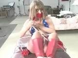 Superheroine Kidnapped And Tied Up 2