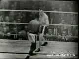 Sugar Ray Robinson Knocks Out Gene Fullmer Only At Www.sweetfights.com Boxing