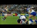 Sonny Bill Williams Big Hit On Chris Flannery
