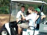 Vk-leiding In Golfcar