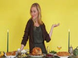Learn Quick Tips: How To Get All The Food On The Thanksgiving Table