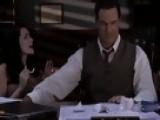 Patrick Warburton In The 'Pepper Spray Scene' In Rock Slyde!