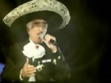 Vicente Fernandez - Amar Y Vivir Official Music Video