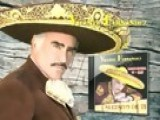 Vicente Fernandez - Esa Noche Te Olvide Official Music Video