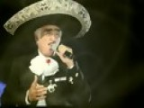 Vicente Fernandez - Hilos De Plata Official Music Video