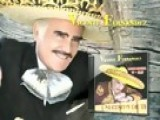 Vicente Fernandez - Tengo Official Music Video