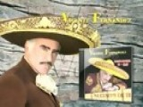 Vicente Fernandez - Me Tienes Mimado Official Music Video