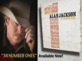 Alan Jackson - Alan Jackson Interview - Where Were You When The World Stopped Turning - 34 Number Ones Official Music Video