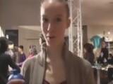 Prix De Lausanne 09 Videoblog Day 2 - Maeva Lassere