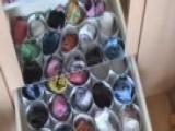 Sock Organizer. Learn To Make