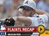 MLB On FOX: FLA ATL Recap