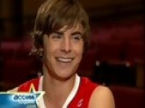 Access Hollywood - Zac Efron High School Musical 3 Secrets