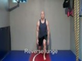 Reverse Lunge - 01