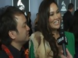 53rd Grammy Awards - Tia Carrere Interview - Season 53
