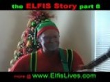 ELFIS Story 8 - Plastic Santa