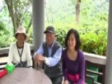 With Parents At Ren Shan