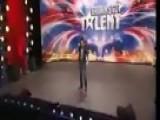 Gregg Pritchard Singer Britains Got Talent 2009