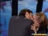 Alicia Silverstone Emmy Kiss