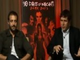 30 Days Of Night: Dark Days - Cast And Crew Interviews Dread