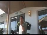 Adam Sandler Gets Irritated At The Paparazzi