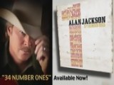 Alan Jackson - Alan Jackson Interview - 3 Of The Hits - 34 Number Ones Official Music Video