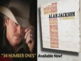 Alan Jackson - Alan Jackson Interview - Early Hits - 34 Number Ones Official Music Video