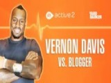 Davis Does Step Aerobics