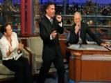 David Letterman - Chilean Miner, Edison Peña - Season 18 - Episode 3392