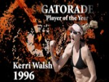 Gatorade National Volleyball POY: Kerri Walsh