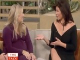 The Talk - Emily Procter Interview - Season 1 - Episode 15
