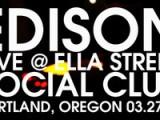 The Ritual Of Heat Rising In The Attic - Edison Live @ Ella Street Social Club - 03.27.10