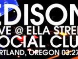 Little Voices - Edison Live @ Ella Street Social Club - 03.27.10