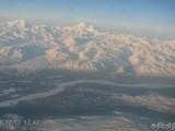 Flight Fairbanks-Anchorage