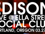 The Great Houdini's Magic Computer - Edison Live @ Ella Street Social Club - 03.27.10