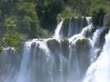 Krka Waterfalls - Krka National Park - Croatia