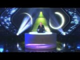 Xfactor 2009 Video Projection Mapping