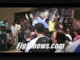 Boxing - Arthur Abraham - Edison Miranda II Weigh-In