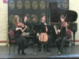Midwest Young Artists - Piano Quartet In G Minor By Brahms