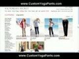 Custom Yoga Pants