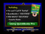 Quickbooks Pro 2008 How To Install 5M WAP