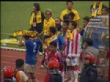 2007 Merdeka Tournament Final Malaysia Vs Myanmar - Prize-Giving Ceremony